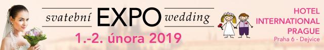svatební expo únor