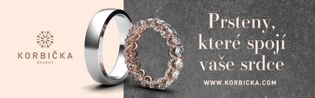 Korbička prsteny