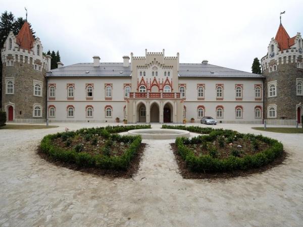 Svatební místo - Chateau Herálec