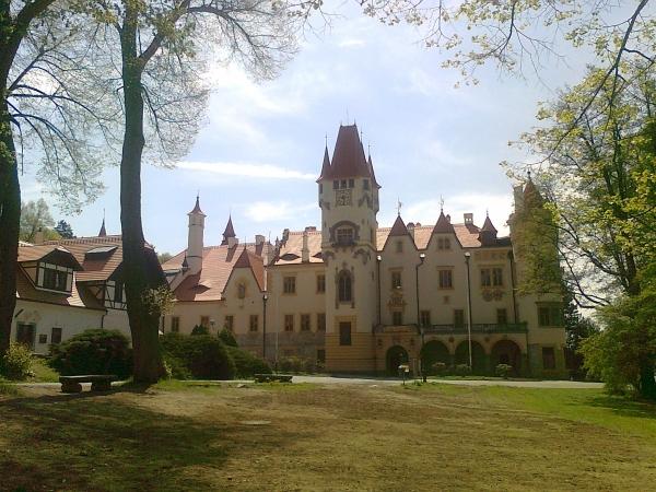 Svatební místo - Chateau Žinkovy