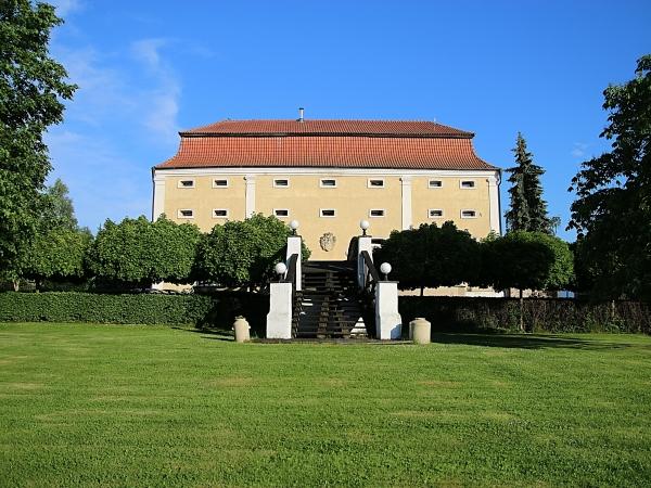 Svatební místo - Dvůr Pecínov