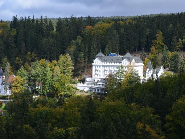 Svatební místo - Esplanade Spa & Golf Resort