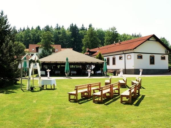 Svatební místo - Resort Green Valley
