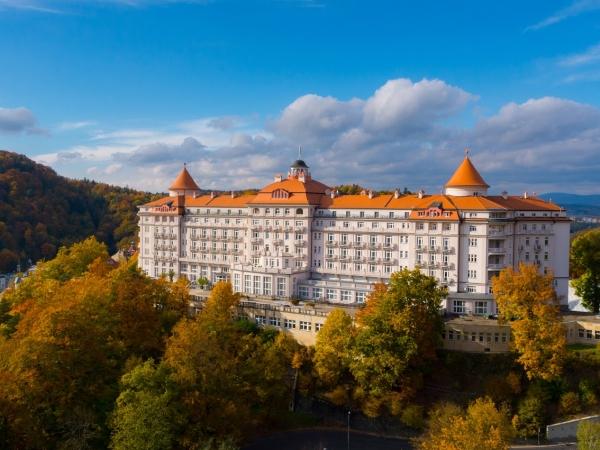 Svatební místo - Hotel Imperial Karlovy Vary