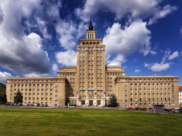 Svatební místo - Hotel International