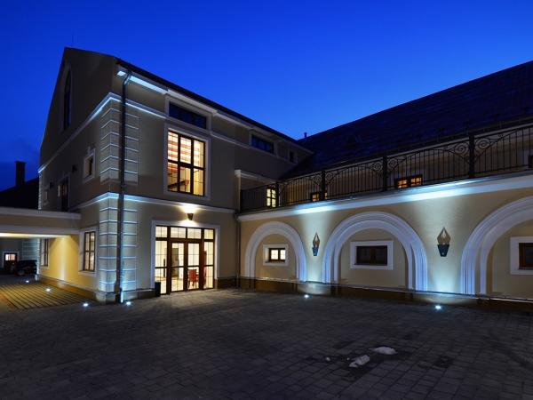 Svatební místo - Hotel Malý Pivovar