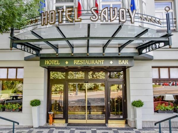 Svatební místo - Hotel Savoy Prague