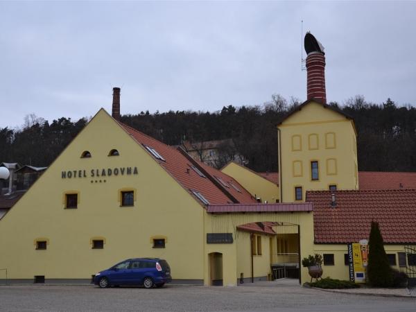 Svatební místo - Hotel Sladovna