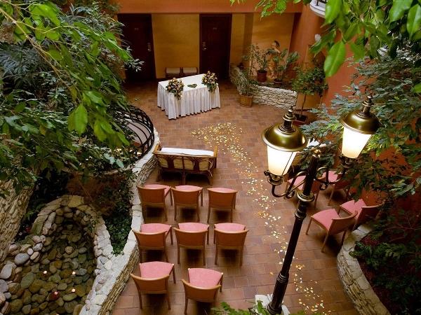 Svatební místo - Hotel U Královny Elišky