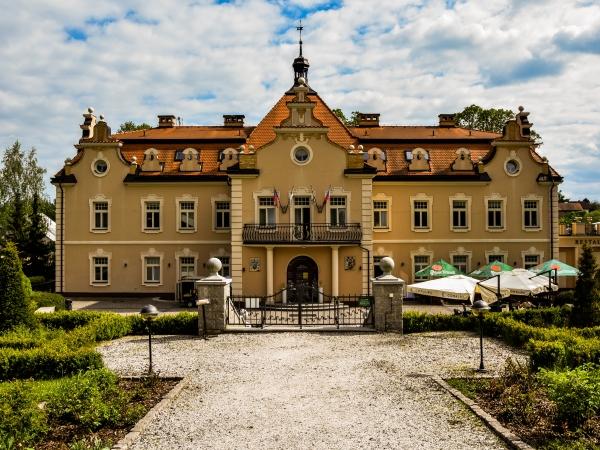 Svatební místo - Hotel Zámek Berchtold