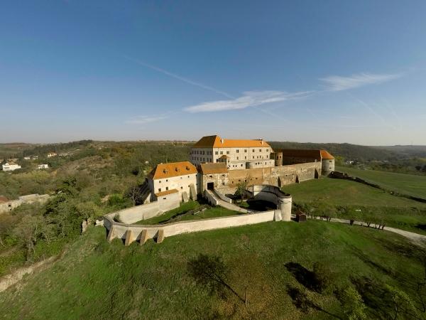 Svatební místo - Hrad a zámek Dolní Kounice