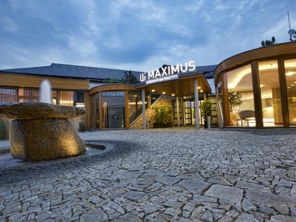 Svatební místo - Maximus Resort