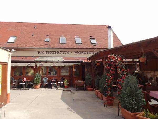 Svatební místo - Restaurace a penzion Mlýnský domov