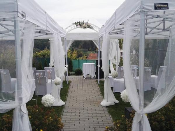 Svatební místo - Penzion a Restaurace UNO