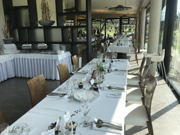Restaurace Parkgolf