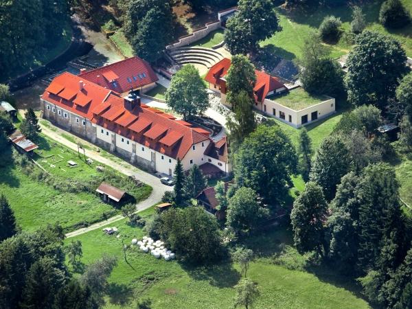 Svatební místo - Rezidence Vogelsang
