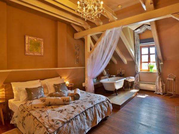 Romantický Hotel Mlýn v Karlštejně
