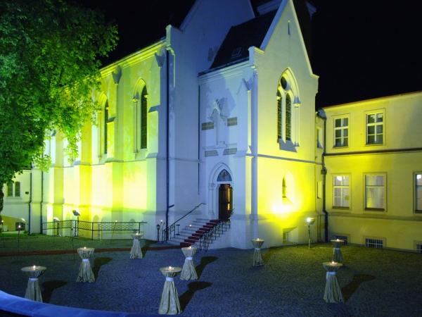 Svatební místo - Sacre Coeur