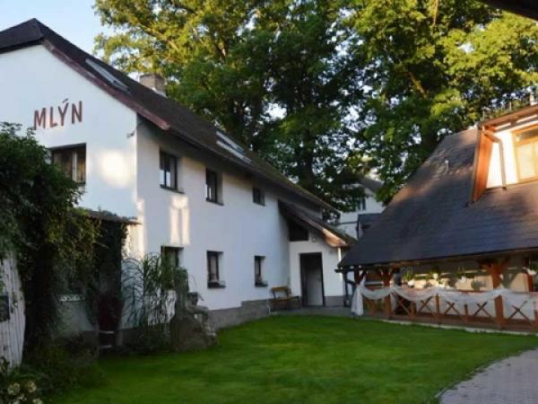Svatební místo - Šejdorfský mlýn