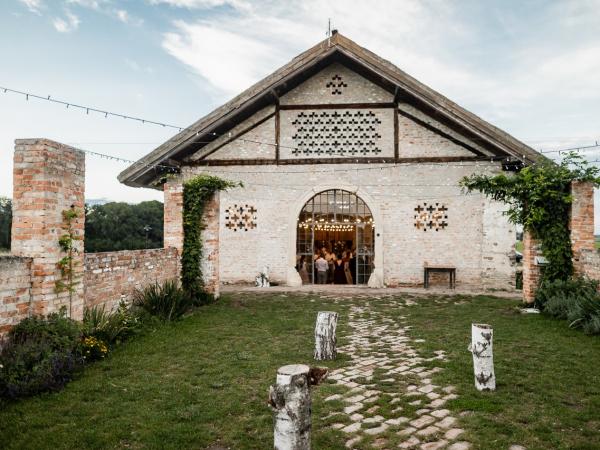 Svatební místo - Stodola Suška