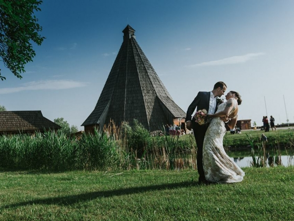 Svatební místo - Vigvam penzion