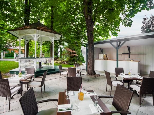 Svatební místo - Villa Voyta Hotel & Restaurant