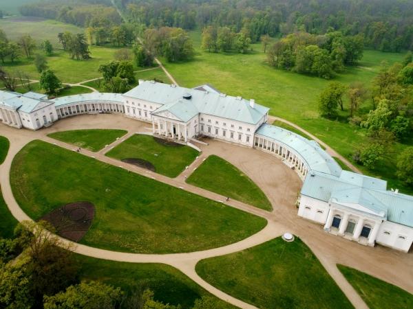 Svatební místo - Muzeum českého venkova, zámek Kačina