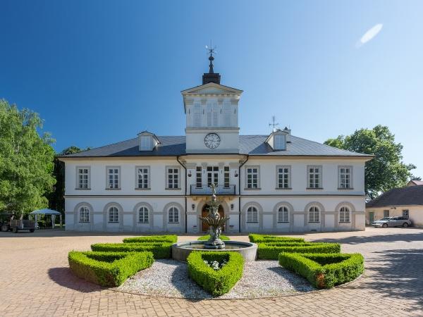 Svatební místo - Zámek Niměřice