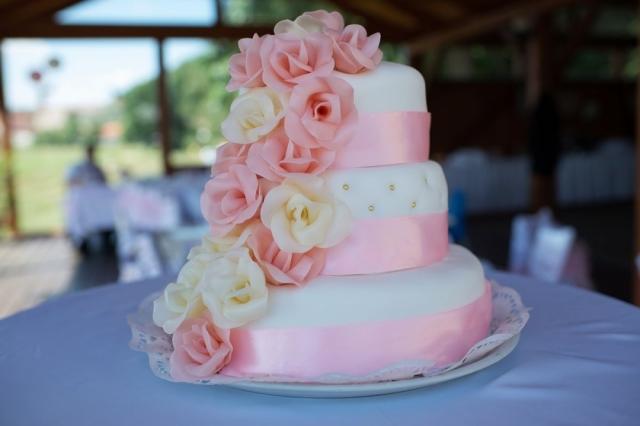 Barevná paleta svatebního dne