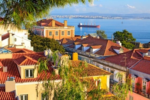 Vsaďte na líbánky v Portugalsku