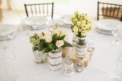 Svatba s rustikálním nádechem