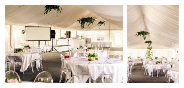 Důmyslné desatero pro venkovní svatbu a hostinu