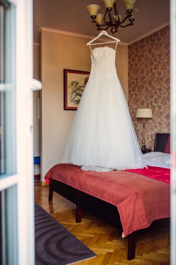 Naše svatba v Rezidenci Liběchov