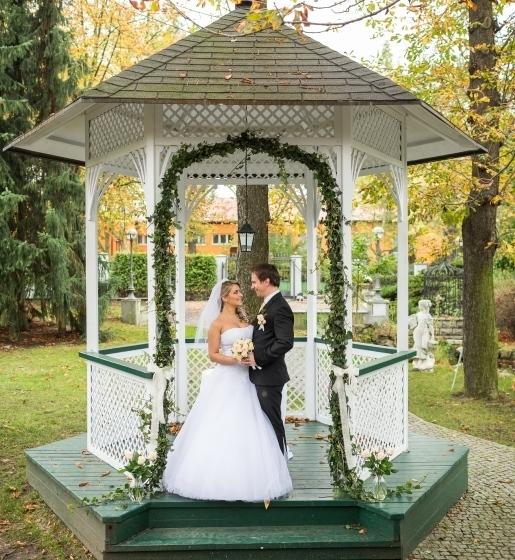 Villa Voyta byla opravdu nejlepší volbou pro náš svatební den