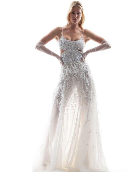 Hlavní trendy ve svatebních šatech od světových návrhářů pro příští jaro