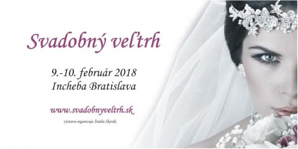 Seznam svatebních veletrhů 2018