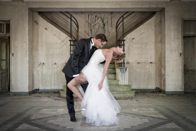 A co uspořádat svatbu v Urbexu?