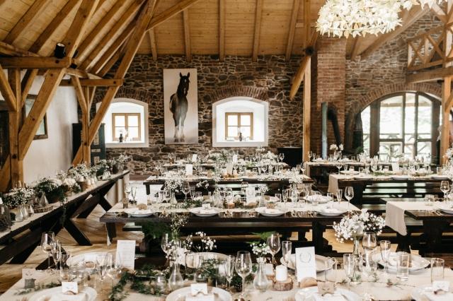 Jak vybrat vhodné místo na svatbu?