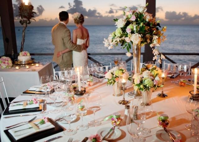 Svatba na pláži a 7 destinací v Karibiku