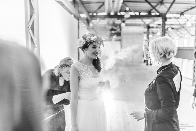 Jak se koordinuje svatba live?