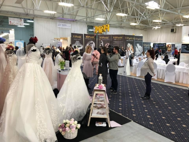 Svatební veletrh v Bratislavě