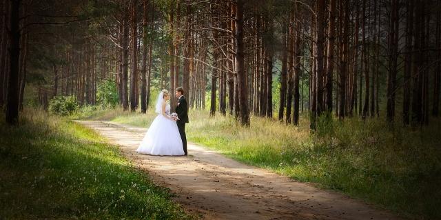 Nejen pro romantiky a milovníky outdooru. Svatba v přírodě má svoje kouzlo