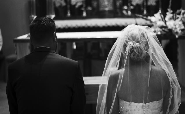 Církevní svatby mají dlouhou tradici