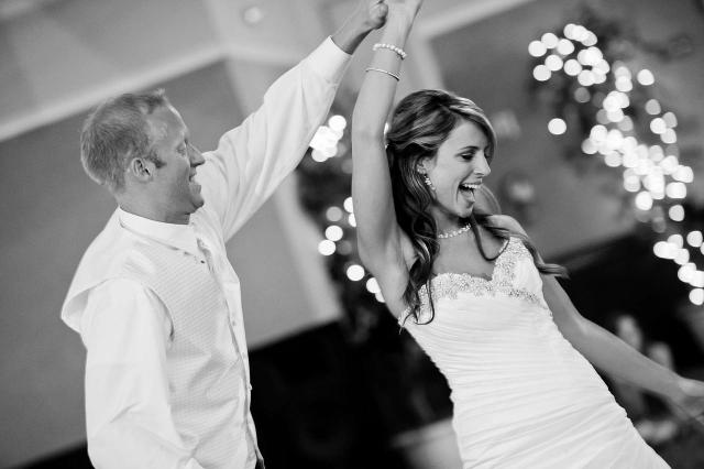 První novomanželský tanec si neváhejte užít