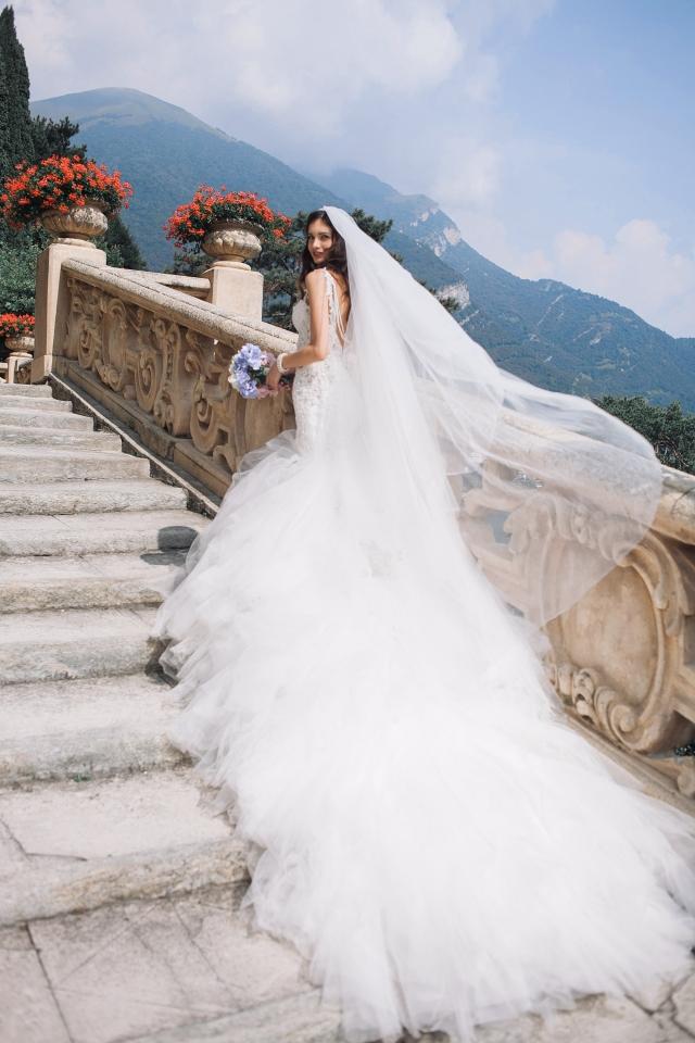 Sebevědomá nevěsta = krásná nevěsta