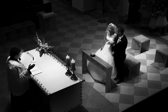 Můžete se vdávat jak v kostele, tak třeba v parku