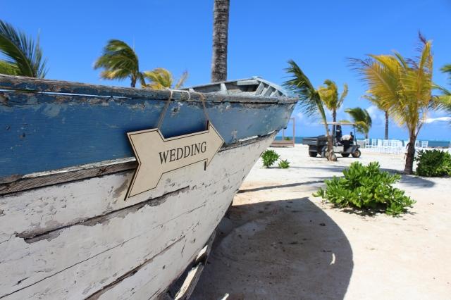 Svatba v exotice má své kouzlo.