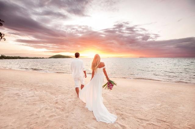 Svatba v exotice: Lepší start do manželství byste hledali jen těžko!