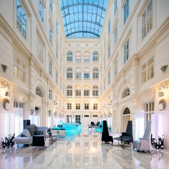 Pětihvězdičkový hotel Barceló Brno Palace