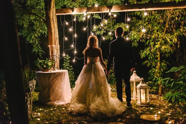 Nezapomenutelná svatba v Hotelu Akademie Hrubá Voda